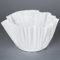 Bunn 20124.0000 19 inch x 7 1/4 inch 3 Gallon Urn Style Coffee Filter - 252 / Case