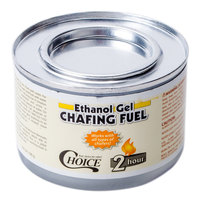 Choice Ethanol Gel Chafing Dish Fuel - 2 Hour - 72 / Case