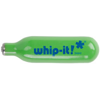 Whip-It SV3610 N2O Cartridge for Cream Whippers / Dispensers - 10/Box