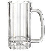 GET 00086-PC Plastic Plastic 16 oz. Beer Mug - 24/Case