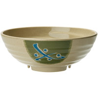 GET B-787-TD Japanese Traditional 1.1 Qt. Bowl - 12/Case