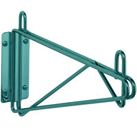 Metro 1WD21K3 Super Erecta Metroseal 3 Single Direct Wall Mount Bracket for 21 inch Shelf