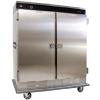 Cres Cor CCB-150 Two Door Mobile Heated Banquet Cabinet