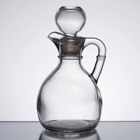 Libbey 75305 6 oz. Cruet with Stopper