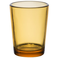 Sterno Products 80282 Petite Amber Votive Glass