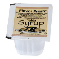 Maple Flavored Syrup 1.5 oz. Portion Cup - 100/Case