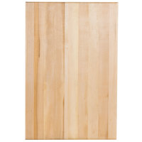 Bally Block Maple Wood Cutting Board - 24 inch x 16 inch x 1 3/4 inch