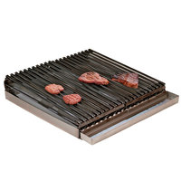 All Points 76-1148 24 inch x 24 inch x 5 inch Add on Charbroiler