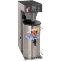Bunn Infusion ITCB-DV Coffee and Tea Brewer with 29 inch Trunk and Flip Tray - Dual Voltage (Bunn 35700.0019)