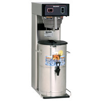 Bunn TB3Q 3 Gallon Quick Brew Iced Tea Brewer with 29 inch Trunk and Bunn TD4T Iced Tea Dispenser 120V (Bunn 36700.0041)