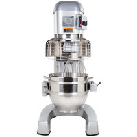 Hobart Legacy HL600-1STD 60 Qt. Commercial Planetary Floor Mixer with Standard Accessories - 200-240V, 2 7/10 hp