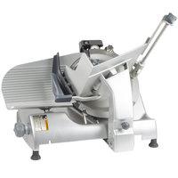 Hobart HS8N-1 13 inch Manual Slicer with Interlocks - 1/2 hp