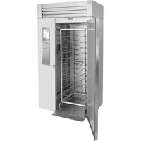 Traulsen TBC1H-33 Spec Line Single Rack Roll-In Blast Chiller with Combi Oven Compatibility Kit - Right Hinged Door
