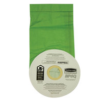 Rubbermaid FG9VBPPB06 Vacuum Bag for 6 qt. Backpack Vacuums - 10 / Pack