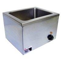 APW Wyott W-12 14 inch x 12 inch Countertop Food Warmer - 120V, 800W