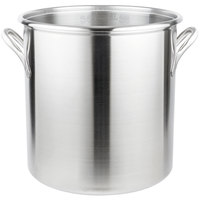 Vollrath 77630 Tri Ply 38.5 Qt. Stainless Steel Stock Pot