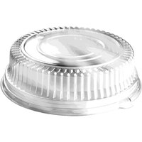 Sabert 5518 18 inch Dome Lid for Round Catering Tray 3 / Pack