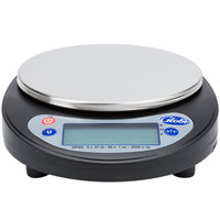 Globe GPS5-4 5 lb. Portion Control Scale with Ingredient Bowl - 4/Case