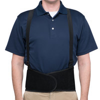 Black Back Support Belt - XXL