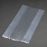 Plastic Food Bag 5 inch x 3 1/2 inch x 13 inch Extra Heavy - 1000 / Box