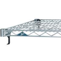 Metro A2424NC Super Adjustable Chrome Wire Shelf - 24 inch x 24 inch