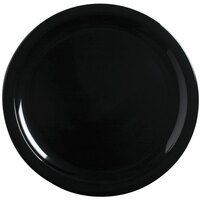 Carlisle KL11603 Kingline 10 inch Black Dinner Plate - 48 / Case