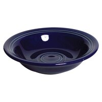 Tuxton CCD-052 Concentrix 4.5 oz. Cobalt China Fruit / Monkey Dish - 24 / Case