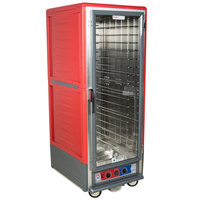 Metro C539-MFC-L C5 3 Series Moisture Heated Holding and Proofing Cabinet - Clear Door