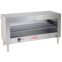 Cecilware CM24Q 24 inch x 13 inch x 19 inch Cheese Melter 120V