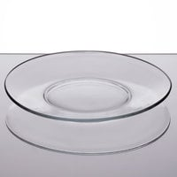 Anchor Hocking 842F 8 inch Glass Luncheon Plate - 12/Case