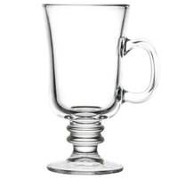 Libbey 5295 8.5 oz. Irish Glass Coffee Mug 24/Case