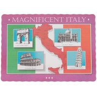 Magnificent Italy Colored Paper Placemat - 1000/Case