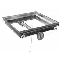 APW Wyott DI-1216 12 inch x 16 inch Drop-In Tray Lowerator Dispenser