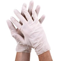 Medique 70370 Medi-First Disposable Latex Gloves   - 4/Pack