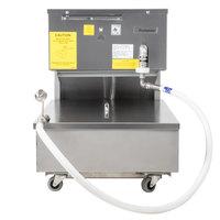 Frymaster PF95LP Low Profile Mobile Fryer Oil Filter - 80 lb. Capacity
