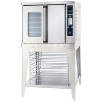 Alto-Shaam ASC-4E/E Platinum Series Full Size Electric Convection Oven with Electronic Controls - 240V, 10400W