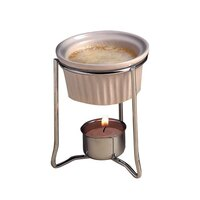 American Metalcraft BWR34 Butter Warmer with 2 oz Ramekin