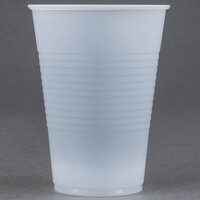 Dart Solo Conex 10N25 10 oz. Translucent Plastic Cold Cup 100 / Pack