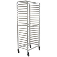 Advance Tabco PR20-3WS 20 Side End Load Bun / Sheet Pan Rack - Assembled