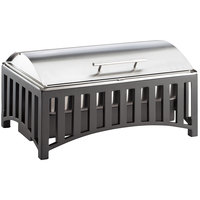 Cal-Mil 1368-13 Mission 9 Qt. Roll Top Chafer