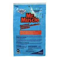 Diversey 991209 Mr. Muscle 2 oz. Boil Out Fryer Cleaner Packet - 36/Case
