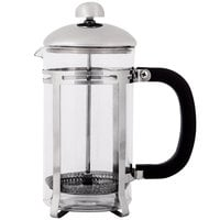 20 oz. Glass / Stainless Steel French Coffee Press