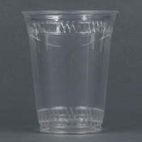 Fabri-Kal Greenware GC16S 16 oz. Customizable Compostable Clear Plastic Cold Cup - 1000/Case