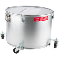 MirOil 60LC Filter Pot with Mobile Base - 55 lb.