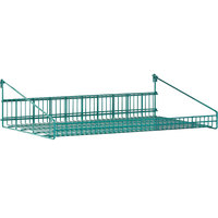 Metro GS1836K3 SmartWall G3 Metroseal 3 Grid Shelf with Retaining Ledge - 18 inch x 36 inch