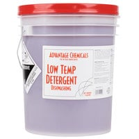 Advantage Chemicals Low Temperature Dish Washing Machine Detergent 5 Gallons