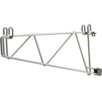 Metro SWS24BR Smartwall G3 Brite Single Shelf Support 26 9/16 inch x 1 1/2 inch x 8 3/16 inch