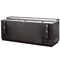 True TD-80-30 80 inch Horizontal Bottle Cooler