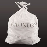 Valet Laundry Bag with Tape Drawstring - 1000 / Case
