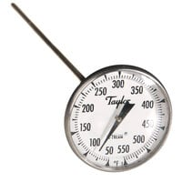 Taylor 8220J 8 inch Superior Grade Dial Pocket Thermometer